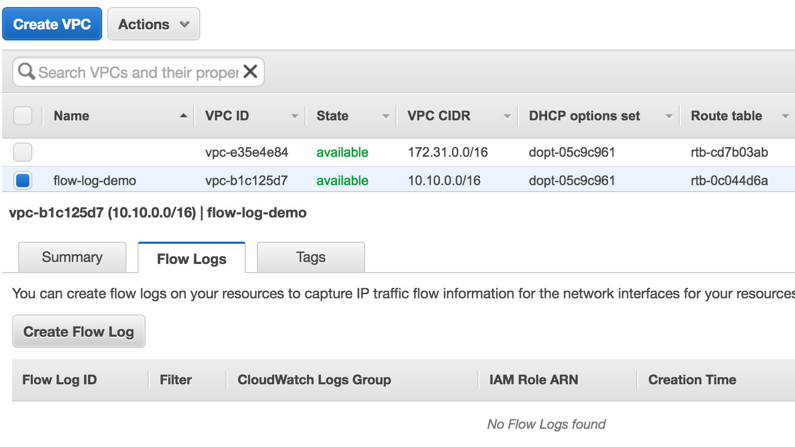 Understanding AWS VPC Flow Logs – The Cloud Made Clear